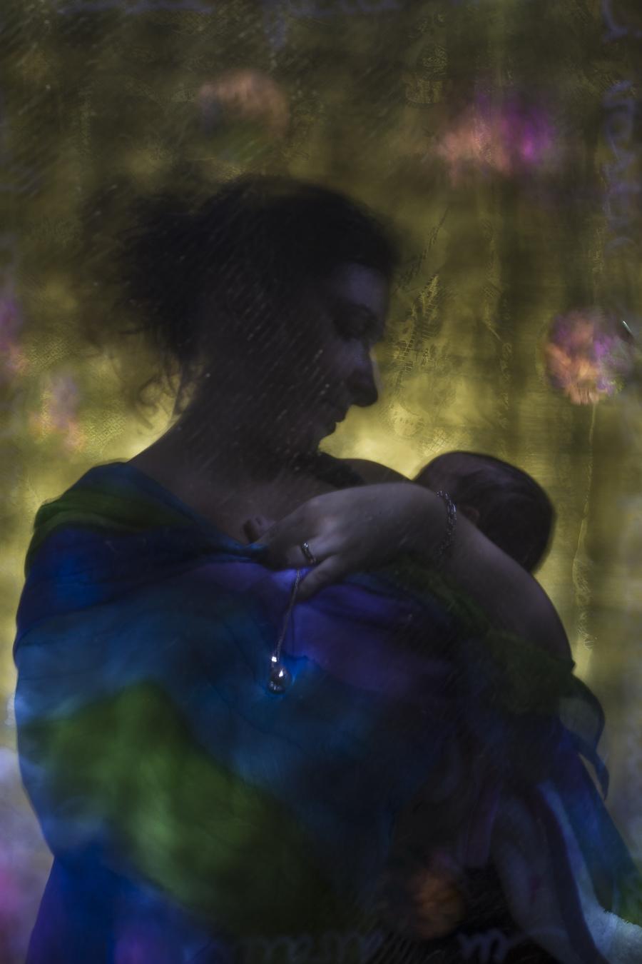 icona della maternità
