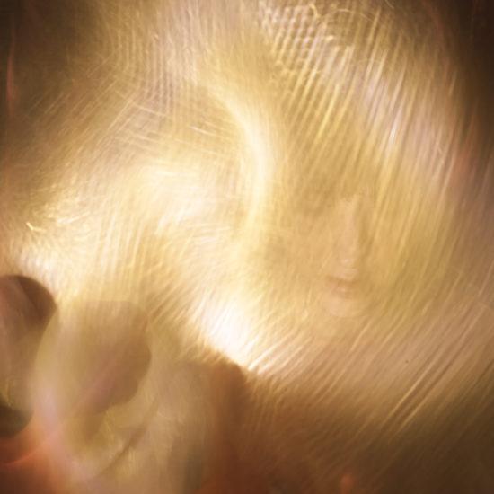ritratto fotografico in light painting the tyger william blake potente e gentile