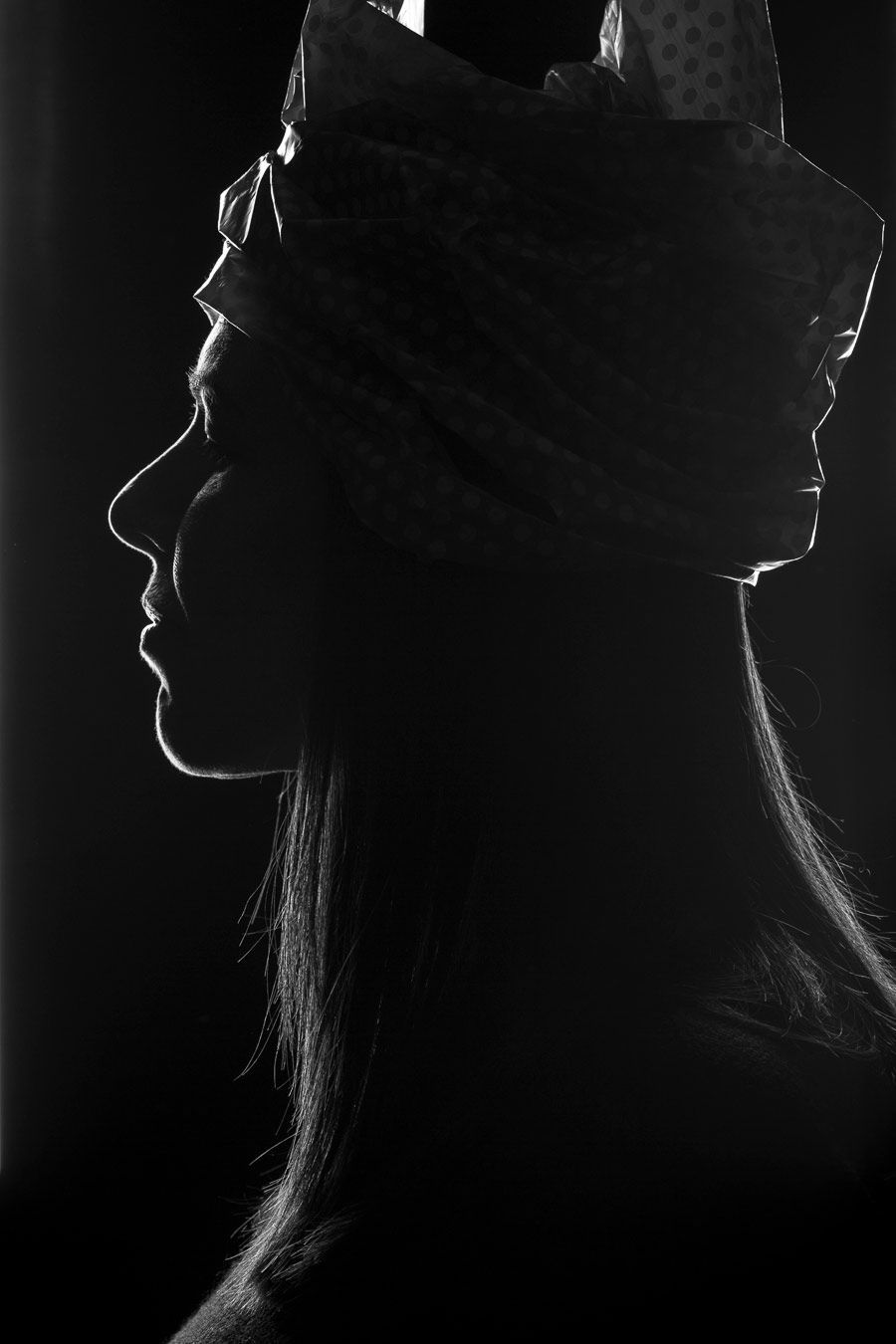 Black friday ritratti dark field light allebonicalzi