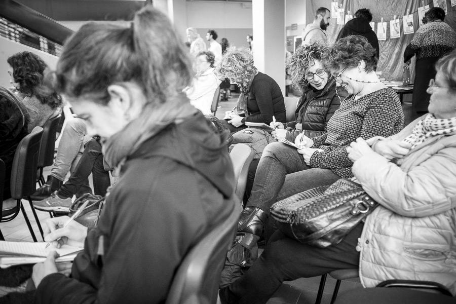 Riconoscersi in prospettive altre workshop Attraverso i tuoi occhi di Alle Bonicalzi
