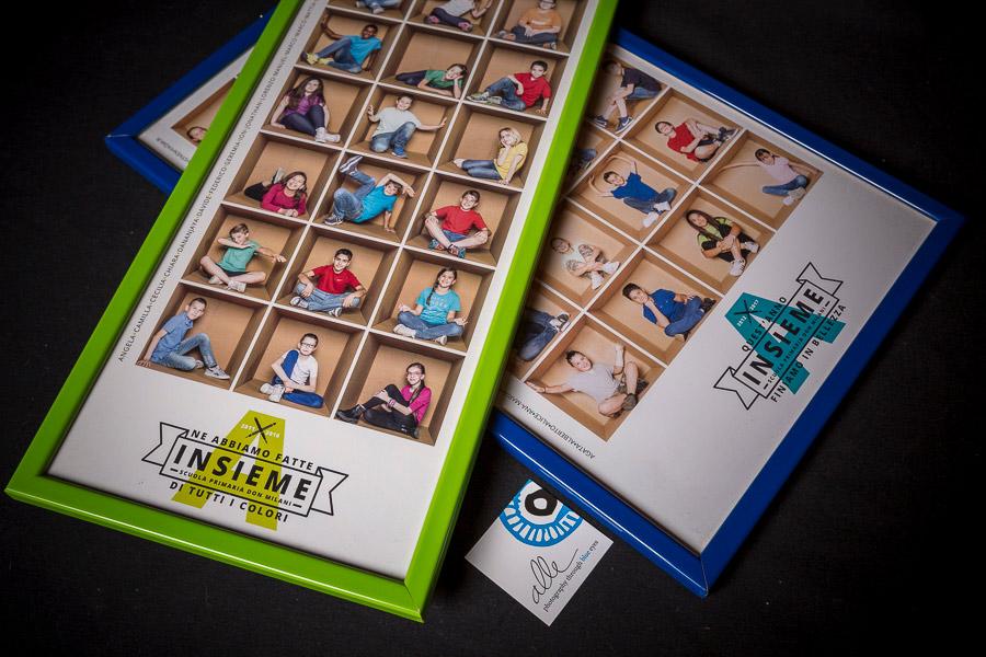 Foto di classe laboratorio fotografico per bambini e bambine ragazzi e ragazze alle bonicalzi