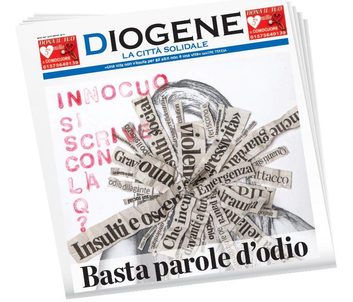 Indicibile – Le parole dell'odio, Diogene,