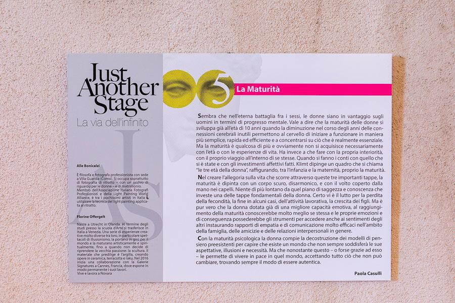 Just Another Stage, Casale Monferrato, Castello dei Paleologi