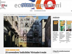 Indicibile II, Ecoinformazione,